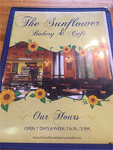 The Sunflower Bakery & Cafe